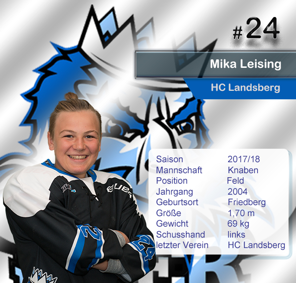 SK 24 Mika Leising